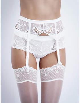 Simone Perele Wish lace suspender belt