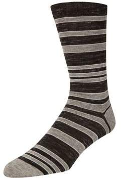 Cole Haan Striped Crew Socks