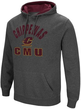 Colosseum Men's Campus Heritage Central Michigan Chippewas Pullover Hoodie