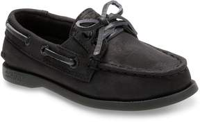 Sperry Boys Authentic Original Slip-On Boat Shoes