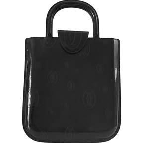 Cartier Patent leather handbag