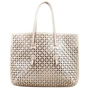 Alaia Pink Leather Handbag