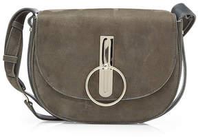 Nina Ricci Suede Shoulder Bag