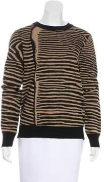 A.L.C. Wool Long Sleeve Sweater