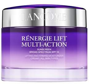 Lancome Renergie Lift Multi Action Moisturizer Cream Spf 15 For All Skin Types