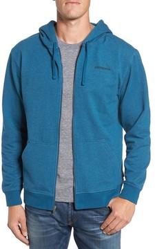 Patagonia Men's P-6 Logo Modern Fit Zip Hoodie