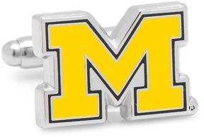 Ice University of Michigan Wolverines Cufflinks
