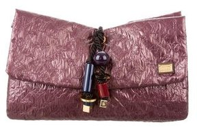 Louis Vuitton Limelight African Queen Clutch - PURPLE - STYLE