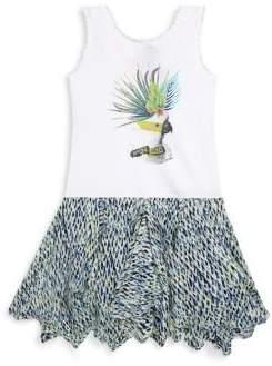 Catimini Little Girl's & Girl's Sunbathing Dress