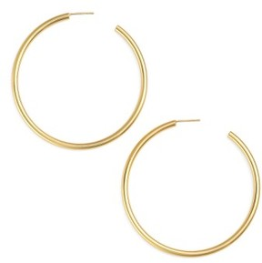 Argentovivo Women's Hoop Earrings
