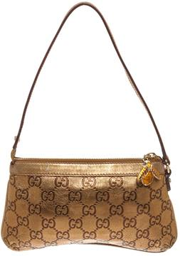 Gucci GG leather handbag - OTHER - STYLE