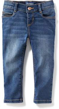 Old Navy Ballerina Skinny Jeans for Toddler Girls