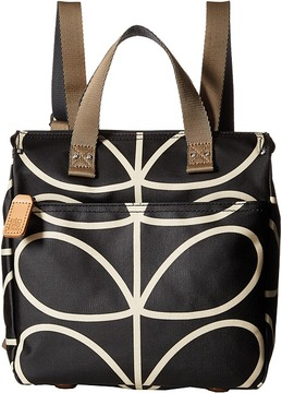 Orla Kiely Small Backpack Backpack Bags