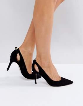 Miss KG Heeled Mini Bow Point High Heels