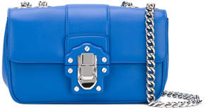 Dolce & Gabbana Lucia shoulder bag - BLUE - STYLE