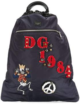 Dolce & Gabbana 1984 backpack