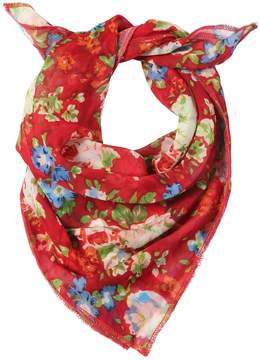 DSQUARED2 Printed Nylon Foulard