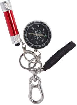 DSQUARED2 Flashlight & Compass Key Chain