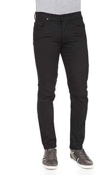 Hudson Blinder Biker Moto Skinny Jeans