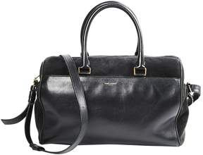 Saint Laurent Duffle handbag - BLACK - STYLE