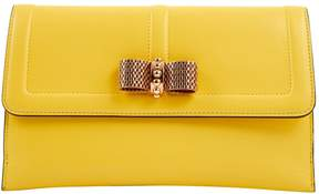 Christian Louboutin Leather clutch