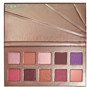 LORAC Unzipped Desert Sunset Eyeshadow Palette - No Color