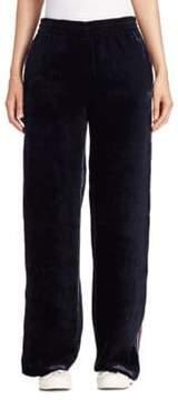 Peserico Velvet Wide Leg Pants