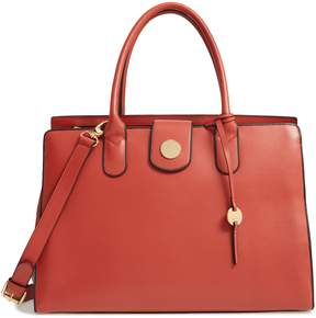 Lodis Los Angeles Rodeo Under Lock & Key - Gwyneth RFID Leather Tote