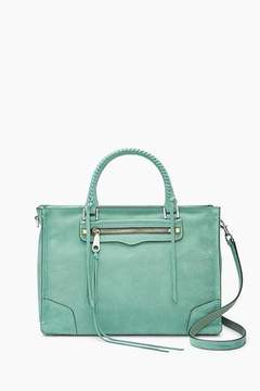 Rebecca Minkoff Regan Satchel Tote - ONE COLOR - STYLE