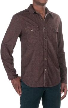True Grit Sueded Tweed Shirt - Long Sleeve (For Men)