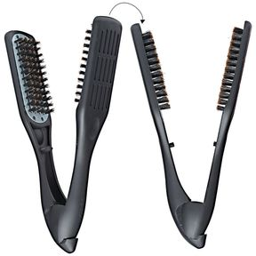 Denman Thermo Ceramic Straightening Boar Bristle Brush