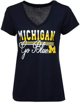 Colosseum Women's Michigan Wolverines PowerPlay T-Shirt