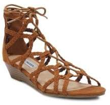 Steve Madden Girl's Jalize Cage Sandals