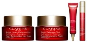 Clarins Super Restorative Power Pack Replenishes