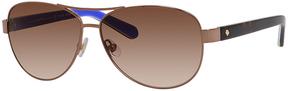 Safilo USA Kate Spade Dalia 2 Navigator Sunglasses
