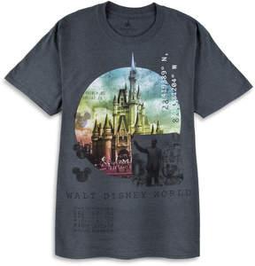 Disney Walt World Coordinates T-Shirt - Men