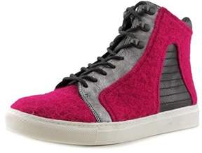 Elie Tahari Vortex Synthetic Fashion Sneakers.