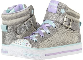Skechers Twinkle Charm 10819L Lights Girl's Shoes