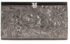 Patricia Nash Glitter Metallic Collection Cauchy Wallet