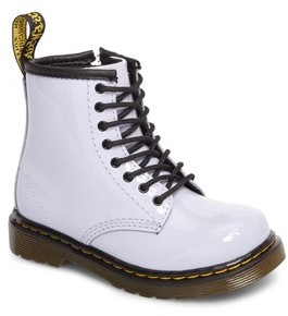 Dr. Martens Toddler Girl's Brooklee Lug Boot