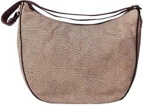Borbonese Medium Leather Luna Bag