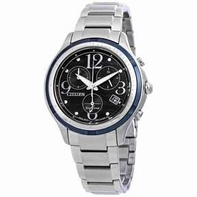 Citizen Eco-Drive Chronograph Ladies Watch FB1376-54E