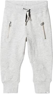 Molo Light Grey Ashton Soft Pants