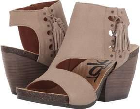 OTBT Flower Child Women's Toe Open Shoes
