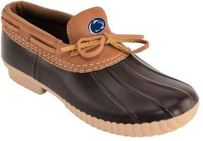 NCAA Women's Penn State Nittany Lions Low Duck Step-In Shoes