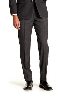 Brooks Brothers Solid Flat Front Regent Fit Pants - 30-34\ Inseam
