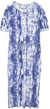 Pepe Jeans Long printed dress