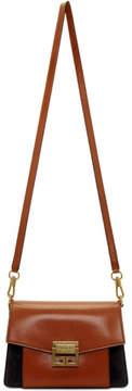 Givenchy Brown and Black Small GV3 Bag