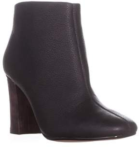 Nina Originals Sail Block Heel Booties, Black.