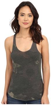 Alternative Printed Meegs Racer Tank Women's Sleeveless